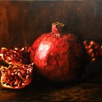 Extreme Nature Pomegranate 24x36