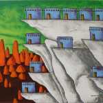 7124 Blue Cliff Houses 18x24